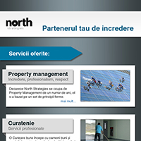 Newsletter pentru North Strategies